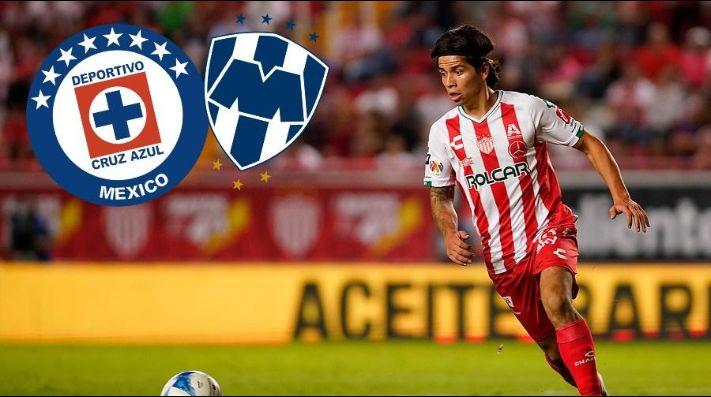 Víctor Dávila, en la mira de Cruz Azul y Monterrey