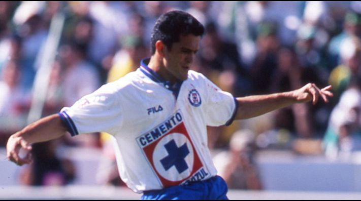 dbf22cf19b8 Solo deseo que Cruz Azul repita el campeonato de 1997