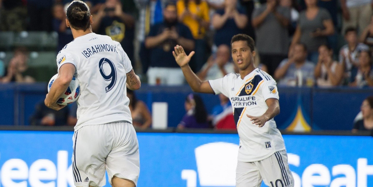 Giovani Dos Santos salió de Los Angeles Galaxy. (Foto: Getty Images)