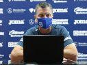 Siboldi en conferencia de prensa virtual