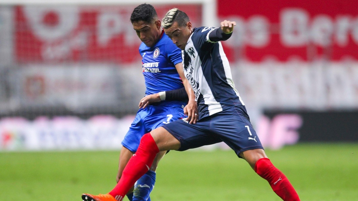 EN VIVO Cruz Azul vs Rayados: Transmisión MINUTO A MINUTO por la jornada 16  de Liga MX | Vamos Cruz Azul