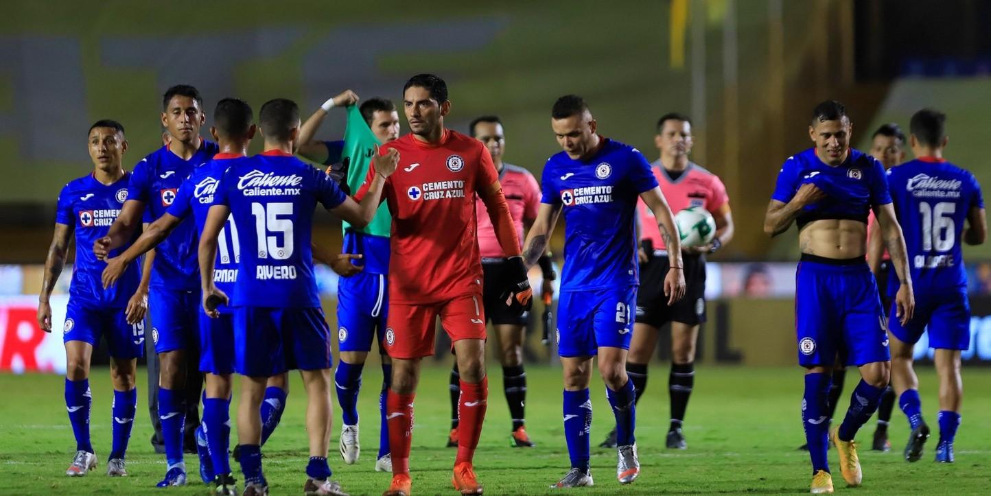 Cruz Azul usará el jersey celeste para la semifinal de ida ...