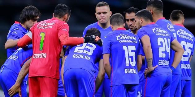 Pumas vs. Cruz Azul: Probable alineación para la Vuelta de ...