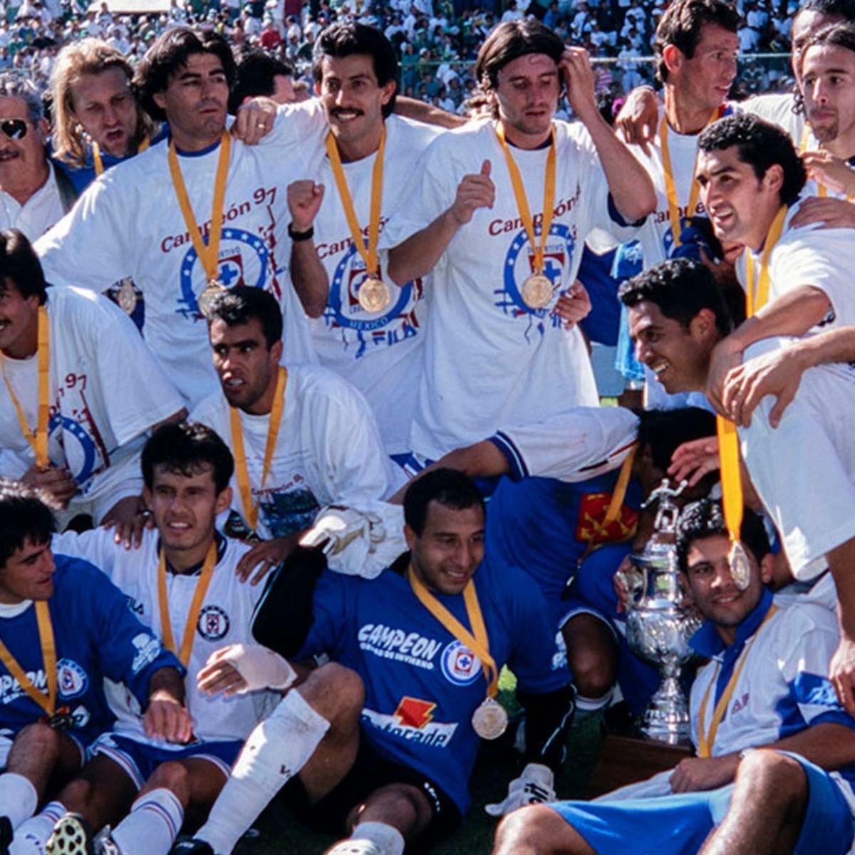 Cruz Azul vs. León Final Invierno 97: Así fue el último campeonato de Liga con gol de Carlos Hermosillo | Vamos Cruz Azul