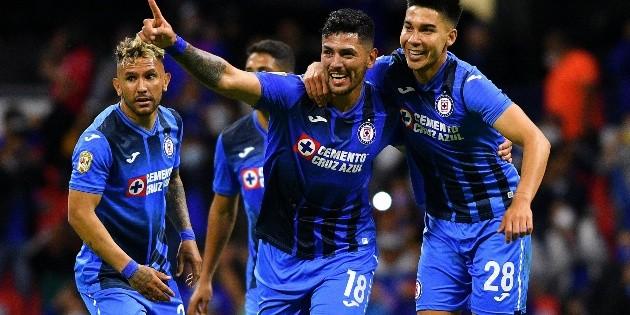 Ver Tabla de Posiciones Liga MX EN VIVO: Así está Cruz Azul en la tabla general del Apertura 2021